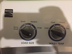 Kenmore washer and dryer.  Kitchener / Waterloo Kitchener Area image 3