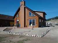 Waterfront Home on Lake Koocanusa BC