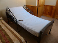 HOSPITAL BED/ELECTRIC TWIN SIZE