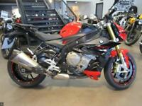 2017 BMW S1000R SPORT RED 2437 MILES 1 OWNER