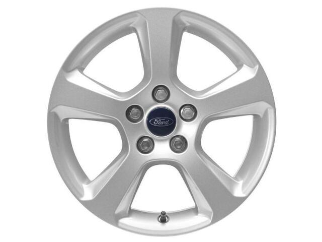 "Genuine Ford Focus (10/2014>) Single 16"" x7 Alloy Wheel 5-Spoke (1842559)"