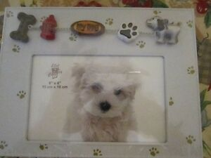 Pet Dog picture frame