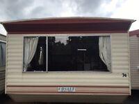 Static caravan for sale off site location Shropshire