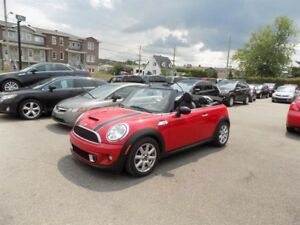 Mini Cooper Convertible 2dr S 2011