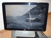 "HP Pavilion W2007V 22"" Widescreen LCD Monitor, built-in Speakers"