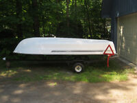 Boat for Fishing & Runabout - Canot Grand Mere 14 ft boat