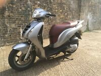2008 Honda PS 125cc learner legal 125 cc scooter. Has MOT. Low miles. Runs and looks good.