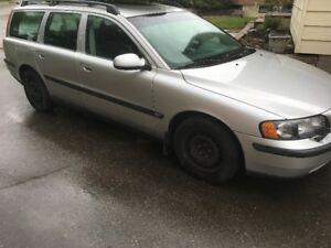 2001 Volvo V70 2.4 needs transmission repaired