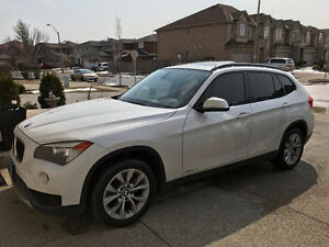 2013 BMW X1 premium package, 26k Kms only!