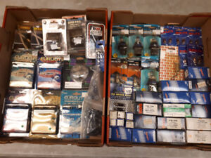 JOB LOT NEW AND USED AUTOMOTIVE CAR PARTS $140. TAKE ALL