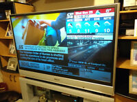 60 inch Panasonic TV