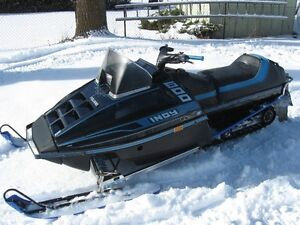 **Polaris Indy LE 600 Triple**
