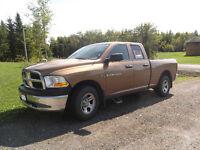 2012 Dodge Power Ram 1500 Pickup Truck