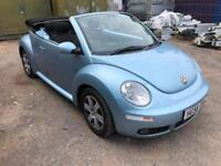 Volkswagen Beetle 1.6 2006MY Luna 56 Reg 1 owner from new fsh drives well