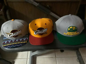 NBA New Era/Mitchell & Ness Snapback & Strapback Hats