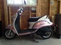 Scooter - 2009 Kymco