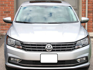 2016 VW Passat Tech PkgComfortline 1.8T 6sp at w/Tip Driver Asst