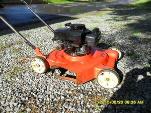 Gas Lawn mower - old broken or not running for parts – Tune-ups