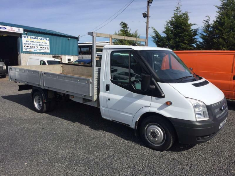 Ford Transit 2.2TDCi lwb 13.6 long 125PS 2012 12 Reg