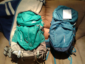 BRAND NEW!!! GREAT DEAL: 2 Elite Camping Backpacks For Sale