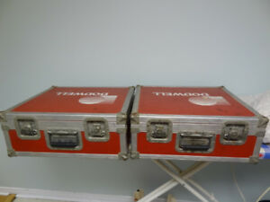 2 Heavy Duty Road Cases - Solid - $125 Each
