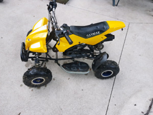 50 cc pocket quad