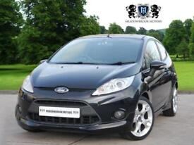 2012 12 FORD FIESTA 1.6 ZETEC S 3D 118 BHP, AMAZING FIRST CAR FROM ONLY £139 P/M
