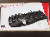 Brand new ergonomic keyboard