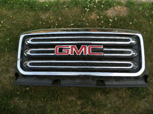 Selling grill for 2015-2016 GMC Canyon $110