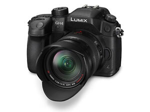 Panasonic Lumix GH4 and Lenses for Hire Fitzroy Yarra Area Preview