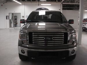2012 Ford F-150 SuperCrew XLT  XTR Pickup Truck