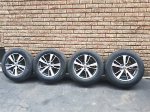Toyota Rav 4 Tires & Rims
