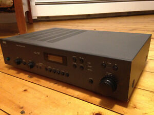 NAD 710 Receiver.  Sounds and looks great.