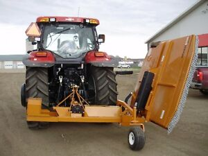 Woods S106 ditch bank mower Edmonton Edmonton Area image 3