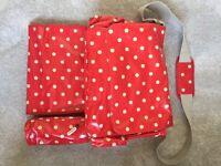 Cath kidson nappy bag