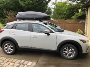 Thule Pulse Roof Cargo Box for sale.  Almost new - $490.