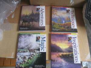 HOW-TO Jerry Yarnell Painting Books