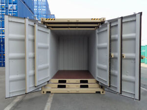 Seaworth Storage and shipping containers 10ft 20ft 40ft