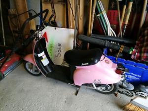 Razor bella 250w scooter