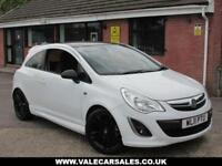 2011 11 VAUXHALL CORSA 1.2 LIMITED EDITION 3DR