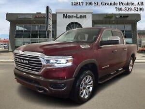 2019 Ram 1500 Laramie Longhorn  - HEMI V8 - Sunroof - $187.16 /W