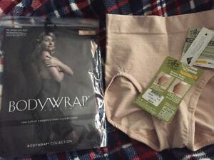 Bodywrap shapewear and Silks Tummy Tamer - both new. Wrapped