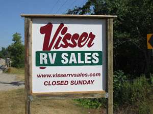 VISSER RV SALES