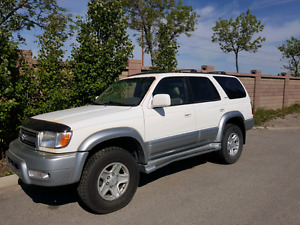 1999 toyota 4runner limited