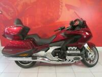 2018 HONDA GL1800 GOLDWING TOUR only 12,063 miles