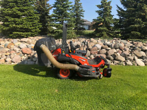2011 Kubota ZD326 diesel Zero Turn Lawn Mower