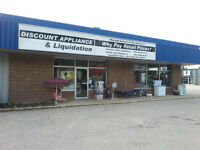 DISCOUNT LIQUIDATION & APPLIANCE