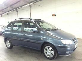 2004 Hyundai Matrix 1.5 CRTD GSi 5dr