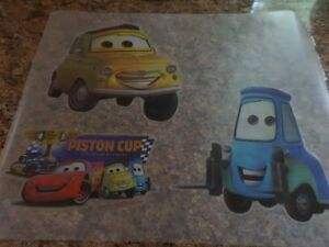 For Sale: CARS Decals