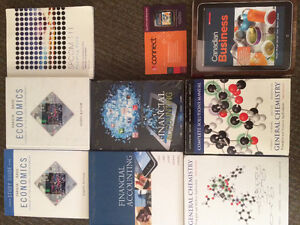 First Year Textbooks